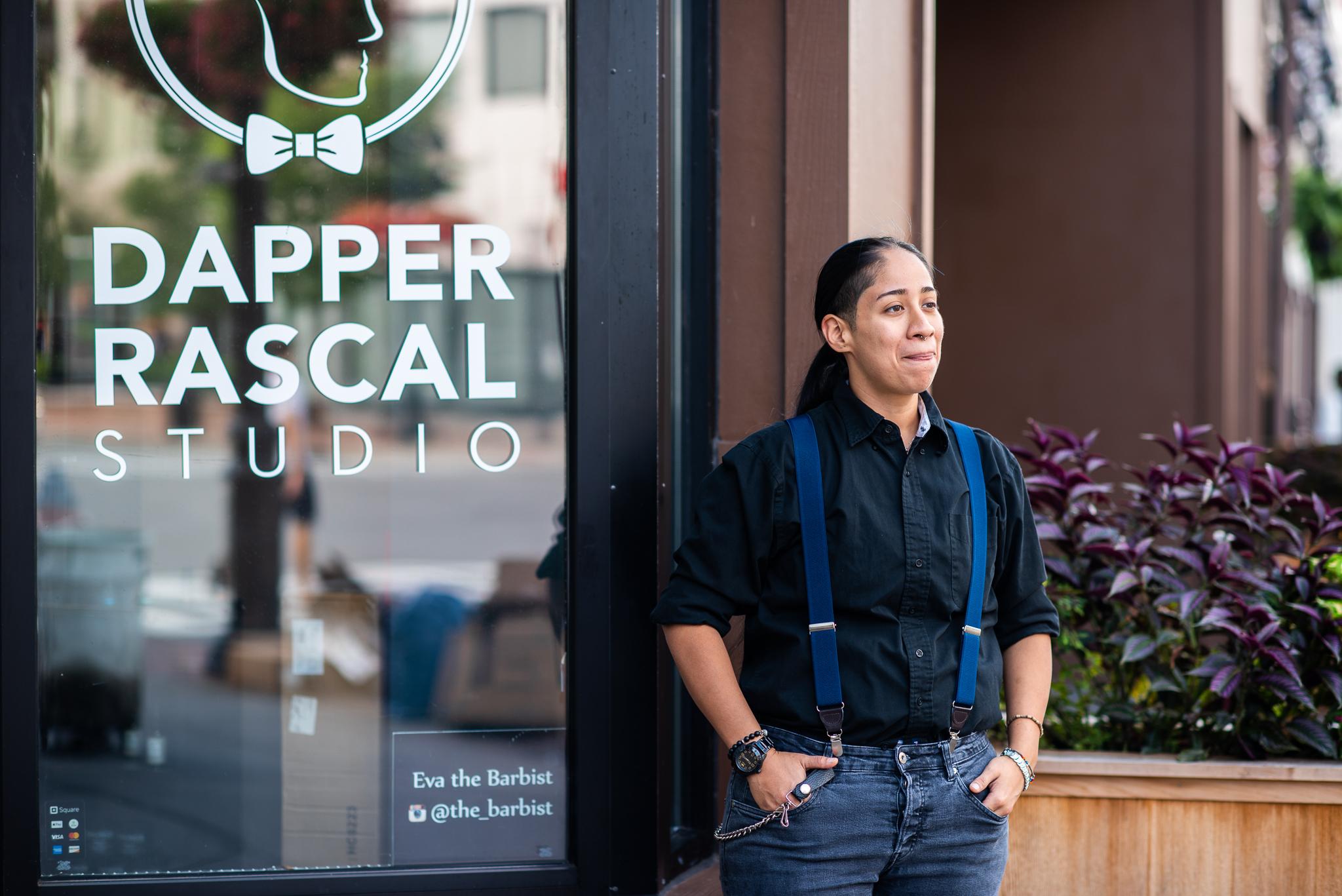 About Us - Dapper Rascal Studio